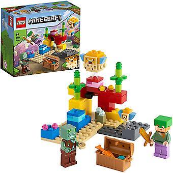 LEGO 21164 Minecraft La barriera corallina