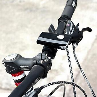 Durable Super Bright Usb Rechargeable Torch Bicycle Light For Night Cycling