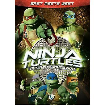 Ninja Turtles: De volgende mutatie East Meets West [DVD] USA import