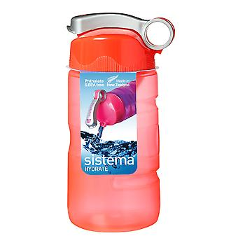 Sistema Sport Fusion bouteille 560ml, Orange