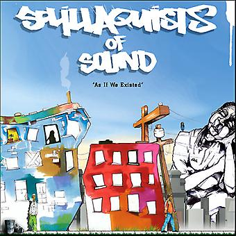 Solillaquists of Sound - As If We Existed [CD] USA import
