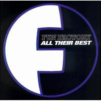 Fun Factory - All Their Best [CD] USA import