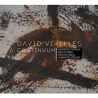 David Virelles - Continuum [CD] USA import