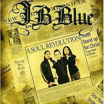 J.B. azul - importación de Estados Unidos alma revolución [CD]