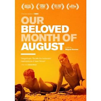 Our Beloved Month of August [DVD] USA import