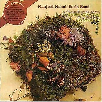 Manfred Mann's Earth Band - Good Earth (Bonus Tracks) [CD] USA import
