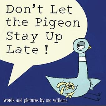 Não deixe a importação EUA pombo ficar até tarde & mais histórias B [DVD]