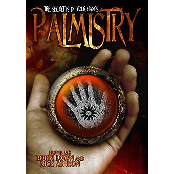Palmistry-Secret Is in Your Hand [DVD] USA import