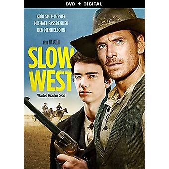 Slow West [DVD] USA importeren