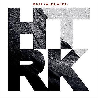Htrk - Work (Work Work) [CD] USA import