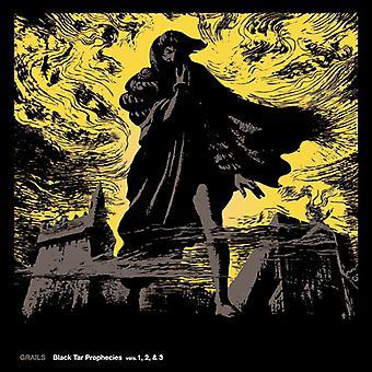 Grails - Black Tar Prophecies vol. 1 2 & 3 (Re importation USA [CD]