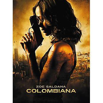Colombiana Movie Poster (11 x 17)