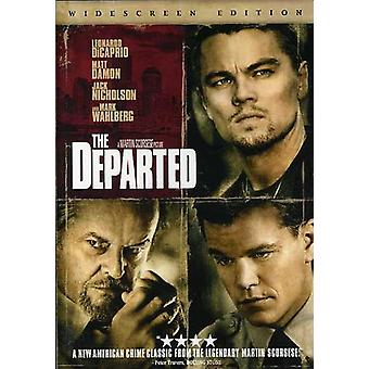 Departed [DVD] USA import