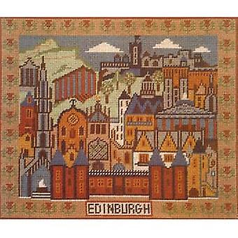 A Pattern of Edinburgh Needlepoint Canvas