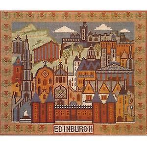 A Pattern of Edinburgh Tapisserie Toile