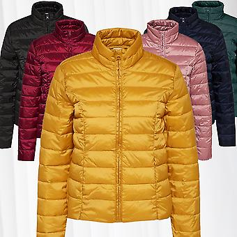 Jacqueline de Yong Ladies Quilted Jacket Transitional Jacket Lined ONLY JdY Coat