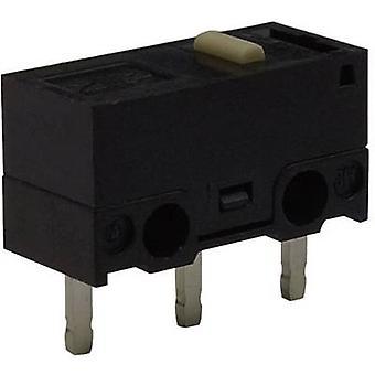 Zippy Microswitch DF-03S-0P-Z 125 V AC 3 A 1 x On/(On) momentary 1 pc(s)