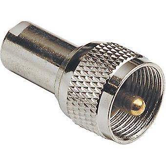 BKL Electronic 0412008 FME adapter FME plug - UHF plug 1 pc(s)