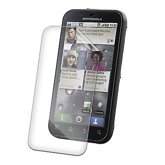 ZAGG invisibleSHIELD Screen Protector for Motorola Defy MB525 (Screen)