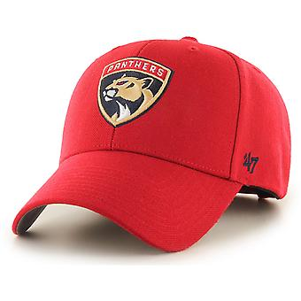 47 Brand Adjustable Cap - MVP Florida Panthers rot