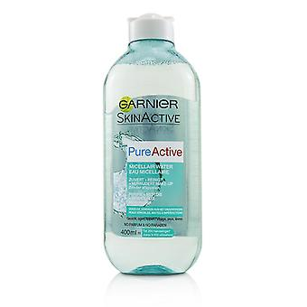 Garnier Skinactive Pureactive Micellair Water - For Sensitive Skin - 400ml/13.3oz