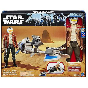 Star Wars The Force våkner 12-tommers Speeder Bike