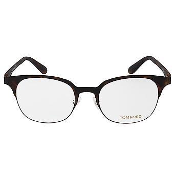Tom Ford FT5347 52 Square | Matt Havanna | Glasögonbågar