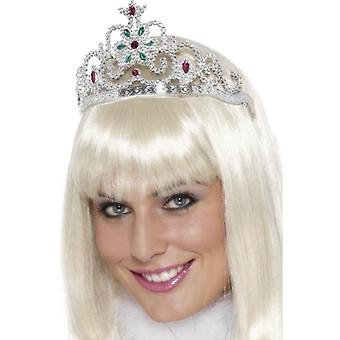 Smiffy van bloem Jewelled Tiara