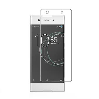 Sony Xperia XA1 tempered glass screen protector Retail Packaging