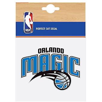 Fanatikere 10x10cm klistremerke - NBA Orlando Magic