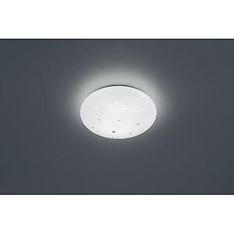 Trio belysning Achat Modern taklampa med vit plast