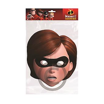 Maska karty Elastigirl (Incredibles)