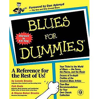 Blues For Dummies da Lonnie Brooks - Cub Koda - Wayne Baker Brooks-