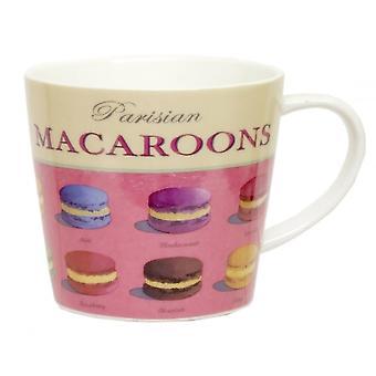 ECP Mug CEK05EH Pink With Macaroon Design