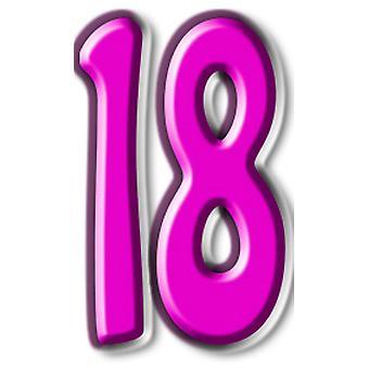 Numero 18 - Lifesize pahvi automaattikatkaisin / seisoja