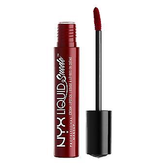 NYX PROF. MAKEUP Liquid Suede Cream Lipstick-Cherry Skies