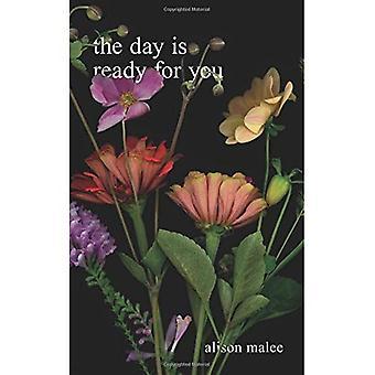 Der Tag steht für Sie bereit