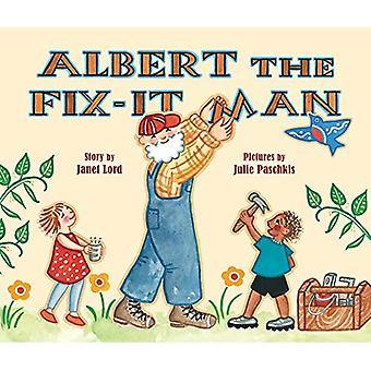 Albert de Fix-It-Man