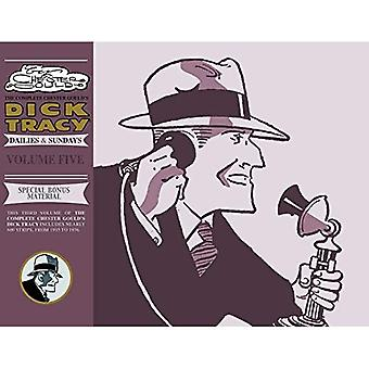 Completare Chester Goulds Dick Tracy Volume 5 (di completo di Chester Gould Dick Tracy)