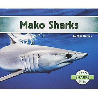 Mako Sharks (Abdo Kids: Sharks)