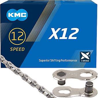 KMC X 12 12 x polkupyörän ketjun / / 126 linkit