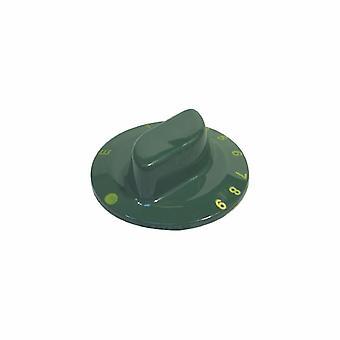 Indesit ovn kontrollknappen (grønn)