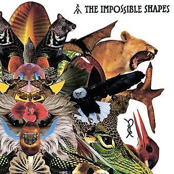 Omöjliga former - omöjligt former [CD] USA import