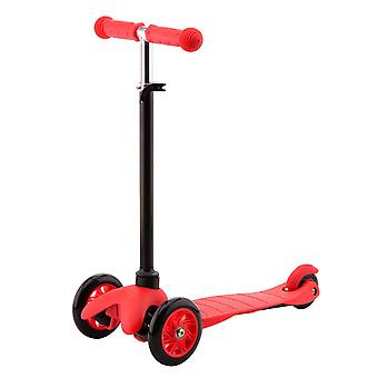 Sports Active City Tri-scooter rood