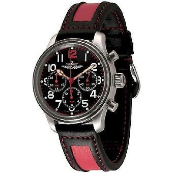 Zeno-watch mens watch NC pilot chronograph 2020 9559TH-3-a17