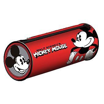 Mickey Mouse rode vat potlood geval