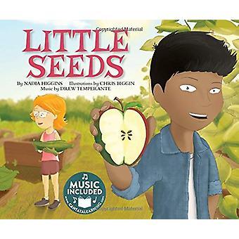 Little Seeds by Nadia Higgins - 9781684101108 Book