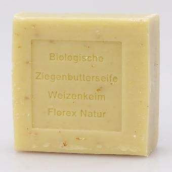 Florex biológico cabra manteiga sabão-trigo casa-natural experiência de fragrância 100 g