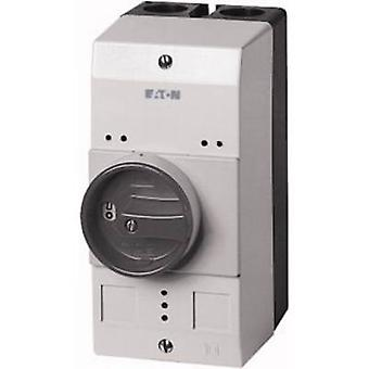 Eaton CI-PKZ0-GM Carcasa + interruptor giratorio (L x An x H) 97 x 80 x 160 mm Negro, Gris 1 ud(s)