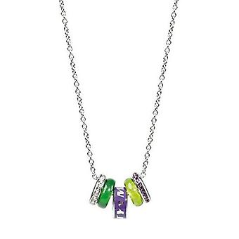 Miss Sixty Precious Green Elements Necklace SMGQ02